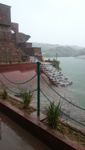 The rain effect!!
